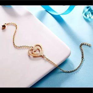 2x15 Stainless steel jewelry bracelet
